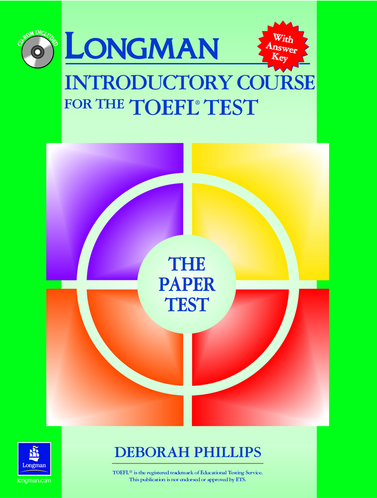 Longman Introductory Course for the TOEFL Test: The Paper
